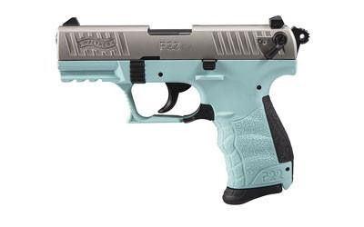 WALTHER ARMS P22 Angel Blue .22LR 3.4